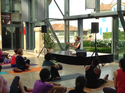 Formations Yoga Lyon Maxime Gamart