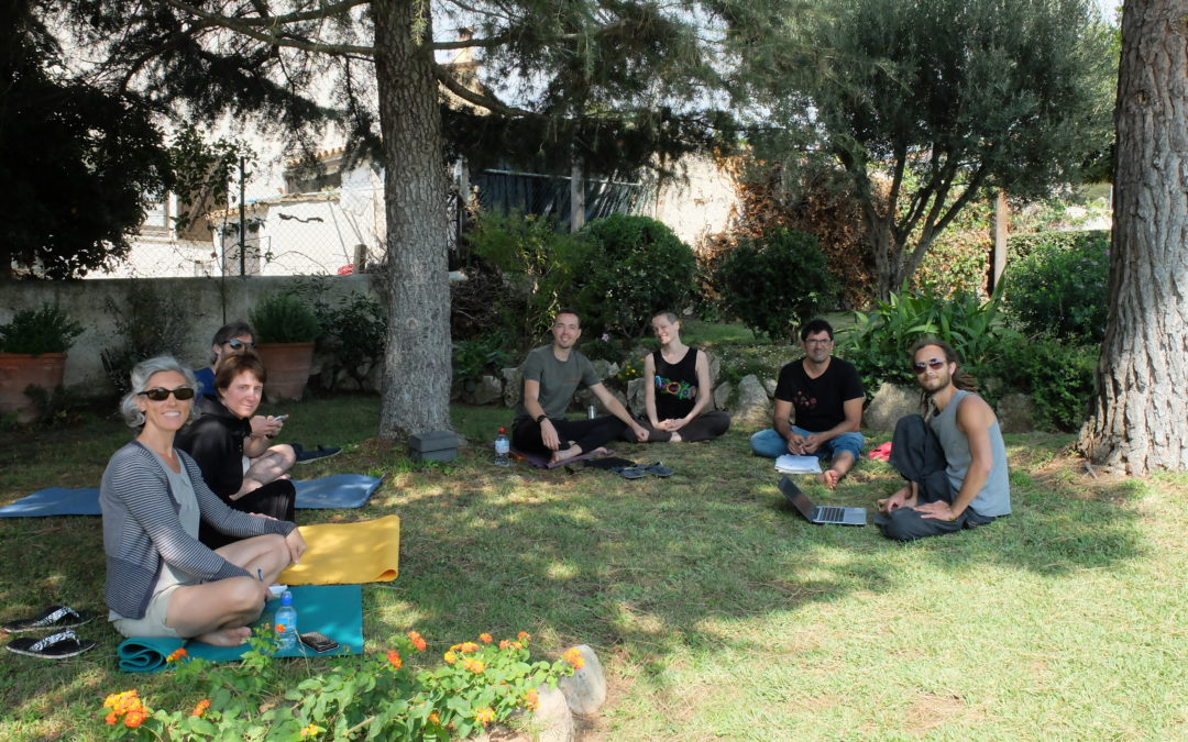 Calendrier Formation Yogathérapie